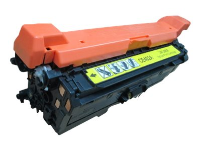 HP 507A - remanufacturé UPrint H.507AY - jaune - cartouche laser