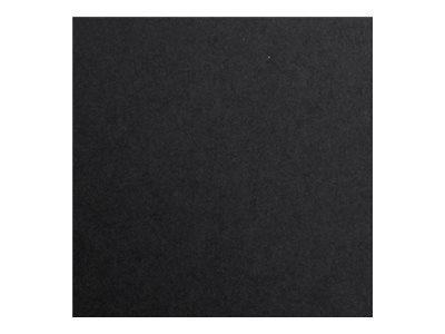 Clairefontaine Maya - Papier à dessin - A4 - 270 g/m² - noir