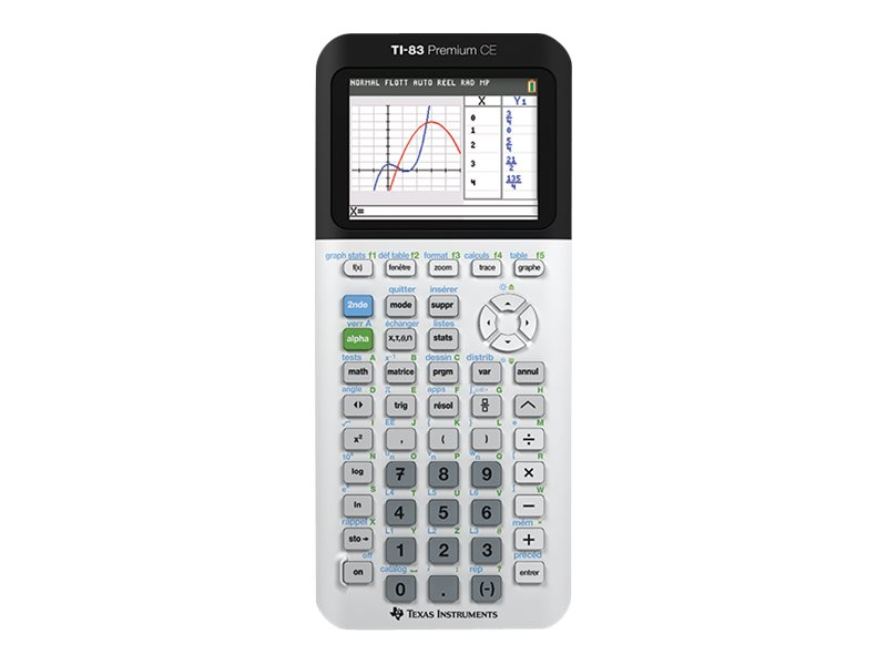calculatrice TI-83 Premium