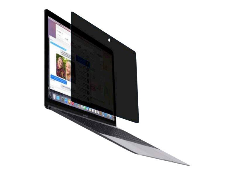XtremeMac Tuffshield - Filtre de confidentialité en verre trempé pour ordinateur