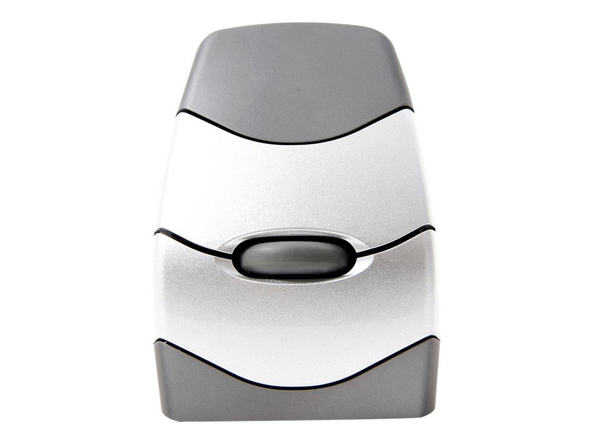 Bakker Elkhuizen DXT Precision - souris verticale ergonomique sans fil