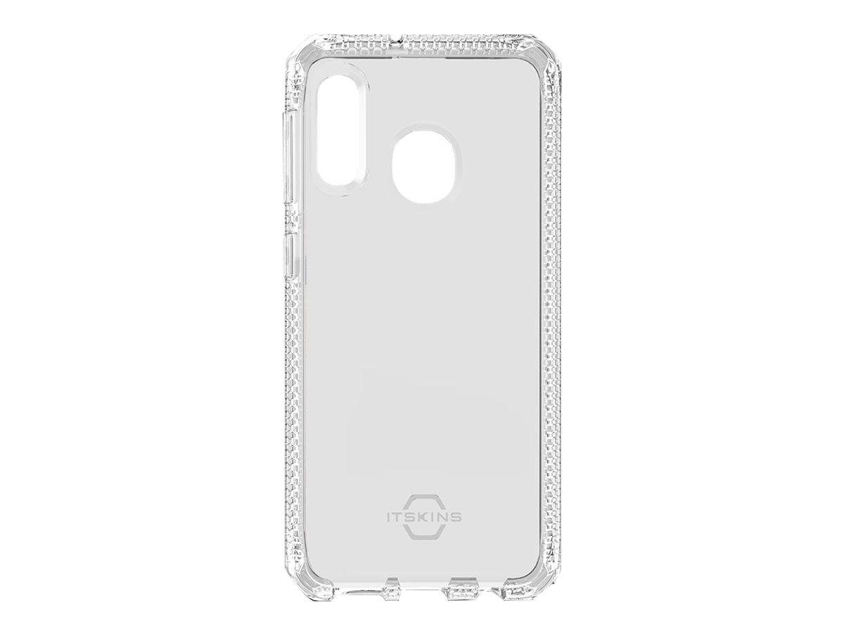 ITSKINS Spectrum - Coque de protection pour Samsung A20E - transparent