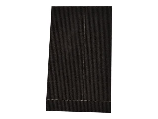 GPV Pack'n Post - 250 Pochettes cadeau kraft - 12 cm x 20 cm - noir