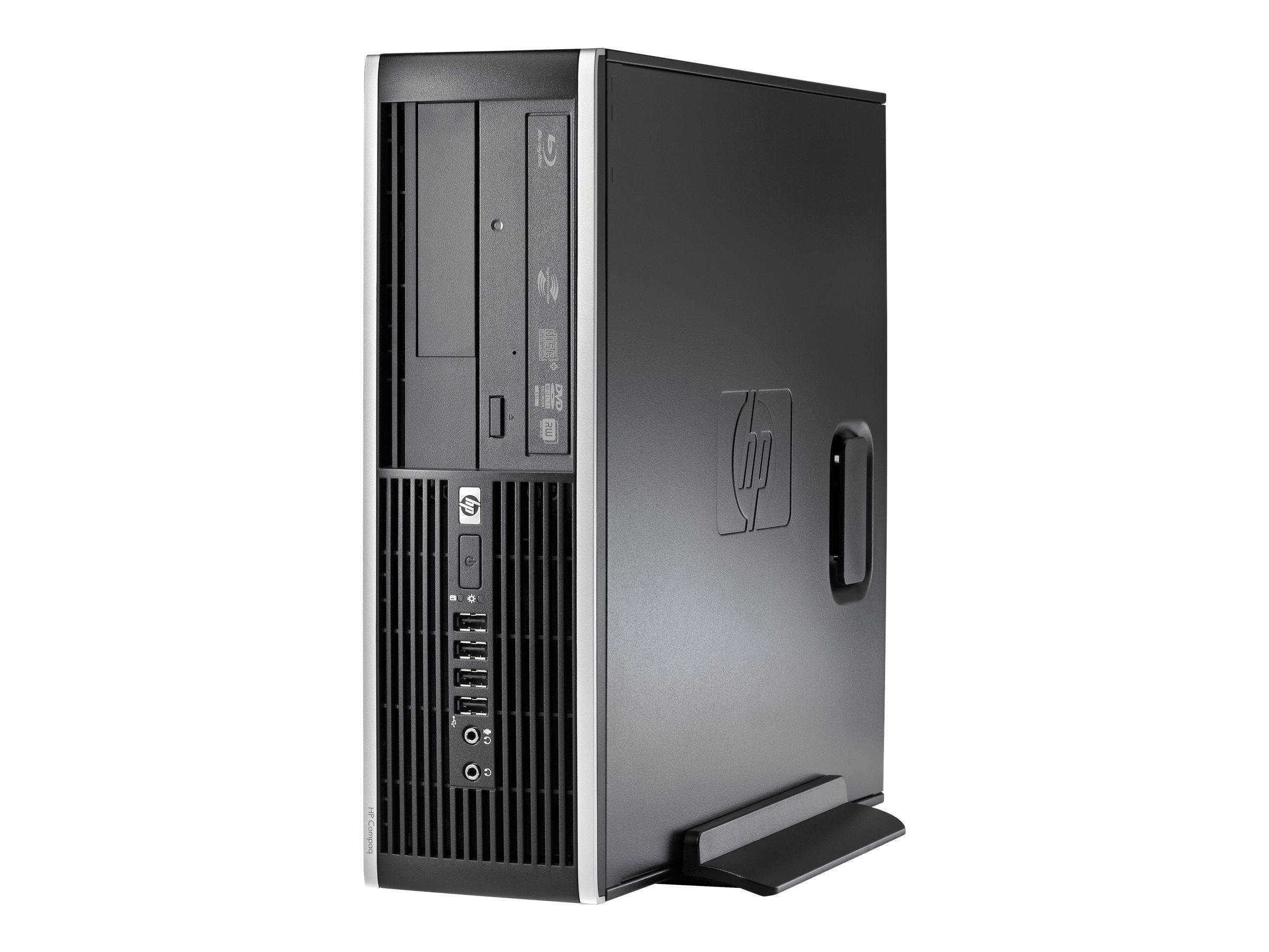 HP 8300 PRO - ordinateur de bureau reconditionné - SFF - Core i7 3770 3.4 GHz - 8 Go - 500 Go