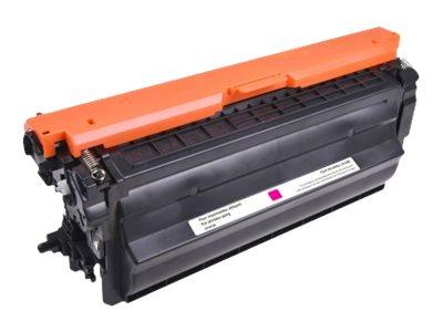 HP 655A - compatible Uprint HL652YUPHY - jaune - cartouche laser