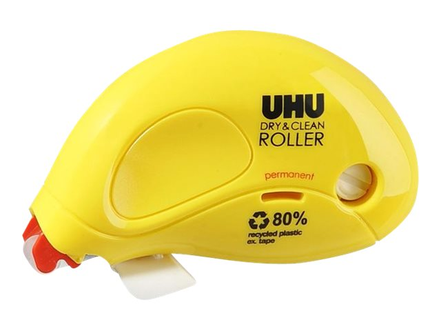 UHU Dry & Clean - Roller de colle permanente