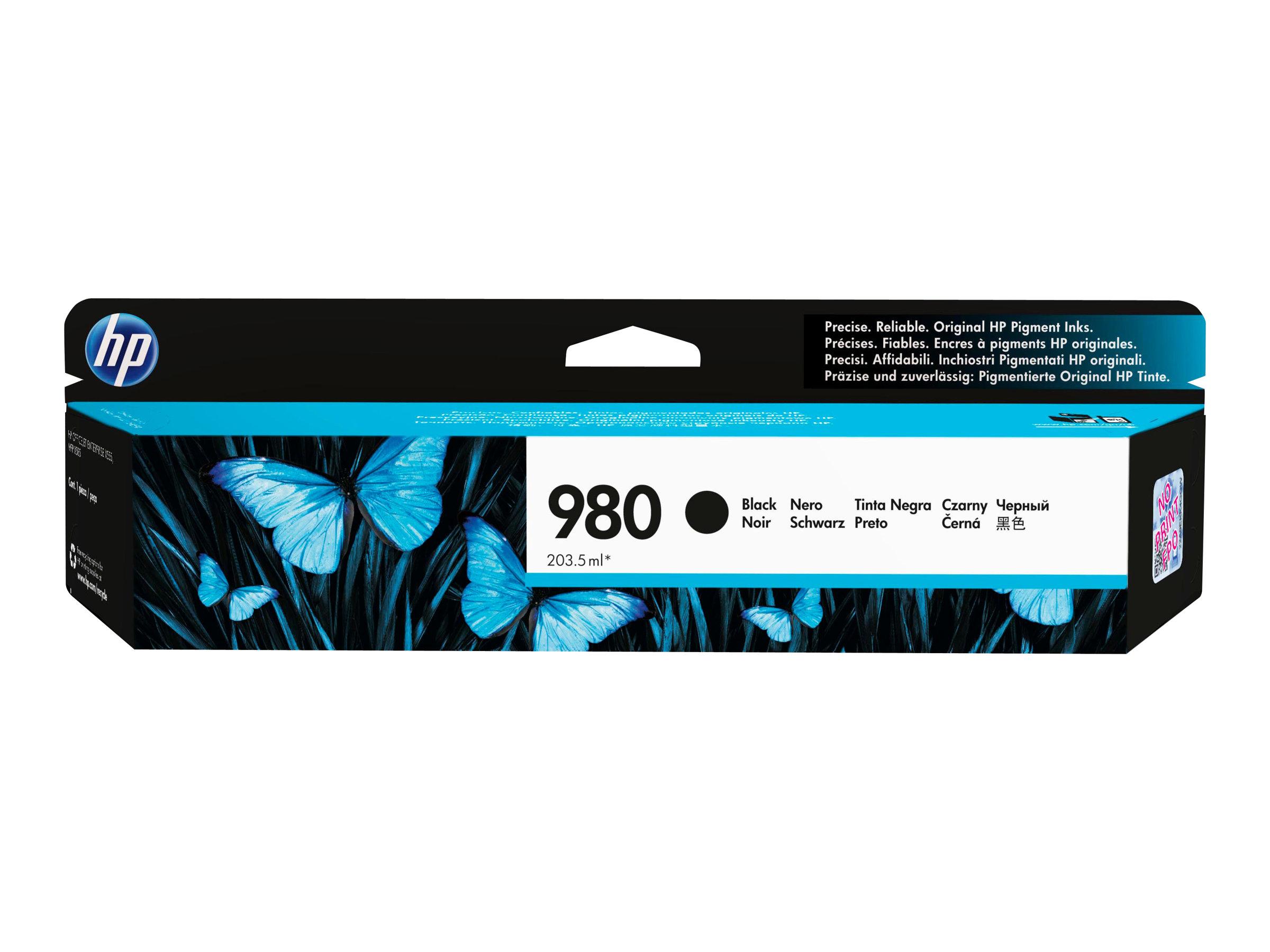 HP 980 - noir - cartouche d'encre originale
