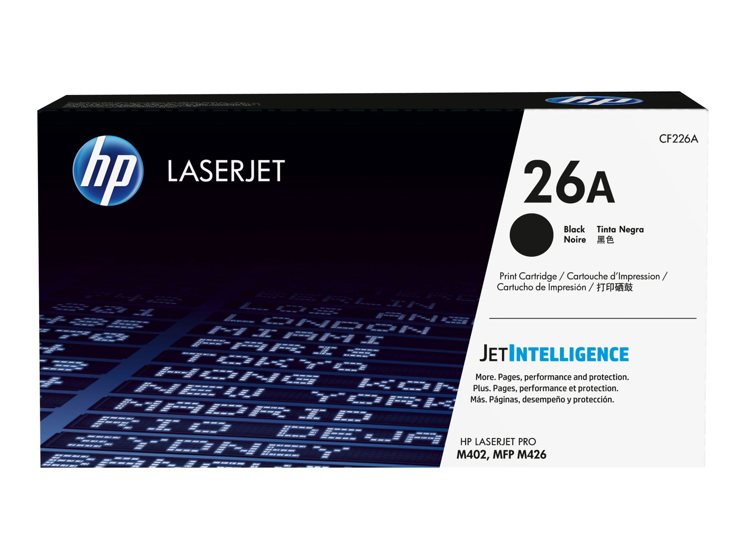 HP 26A - noir - cartouche laser d'origine