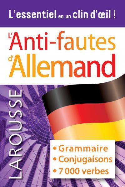 L'Anti-fautes d'Allemand