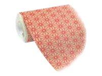 Clairefontaine - Papier cadeau kraft - 70 cm x 50 m - 70 g/m² - motif losanges rouges