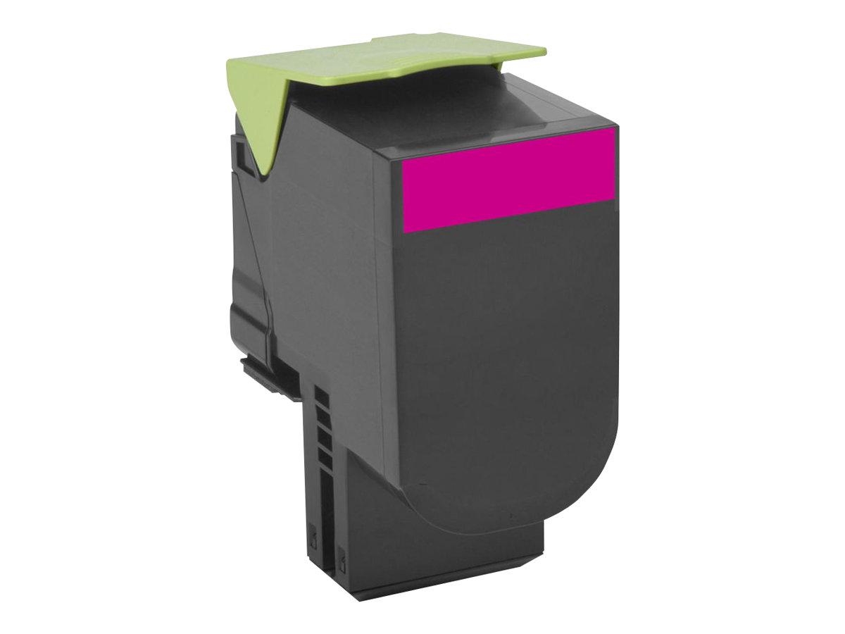 Lexmark 802X - magenta - cartouche laser d'origine