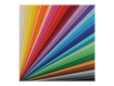 Canson Colorline - Papier à dessin - 50 x 65 cm - fuchsia