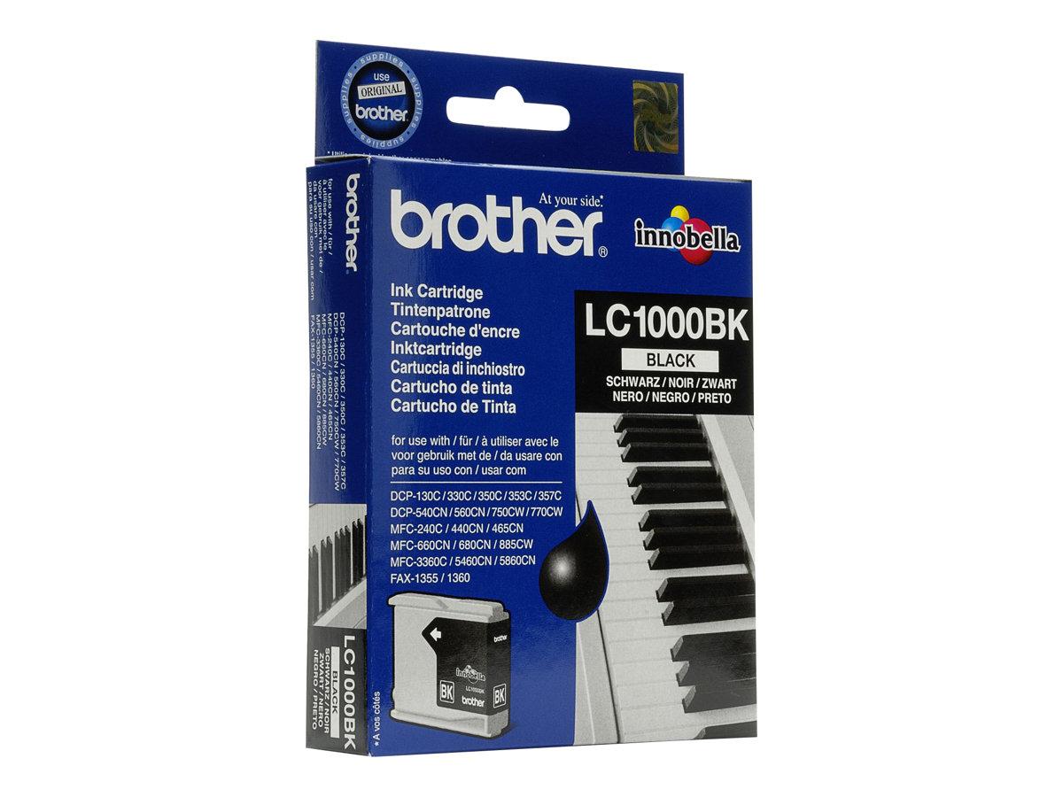 Brother LC1000 - noir - cartouche d'encre originale