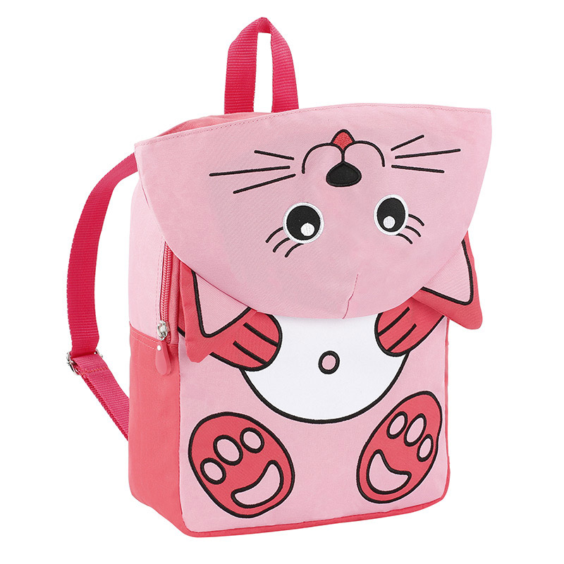 DooDoo Bag Chat - Sac à dos capuche - 1 compartiment - Viquel