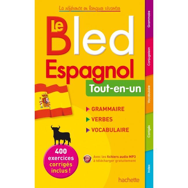 Hachette Bled Espagnol Tout-en-un