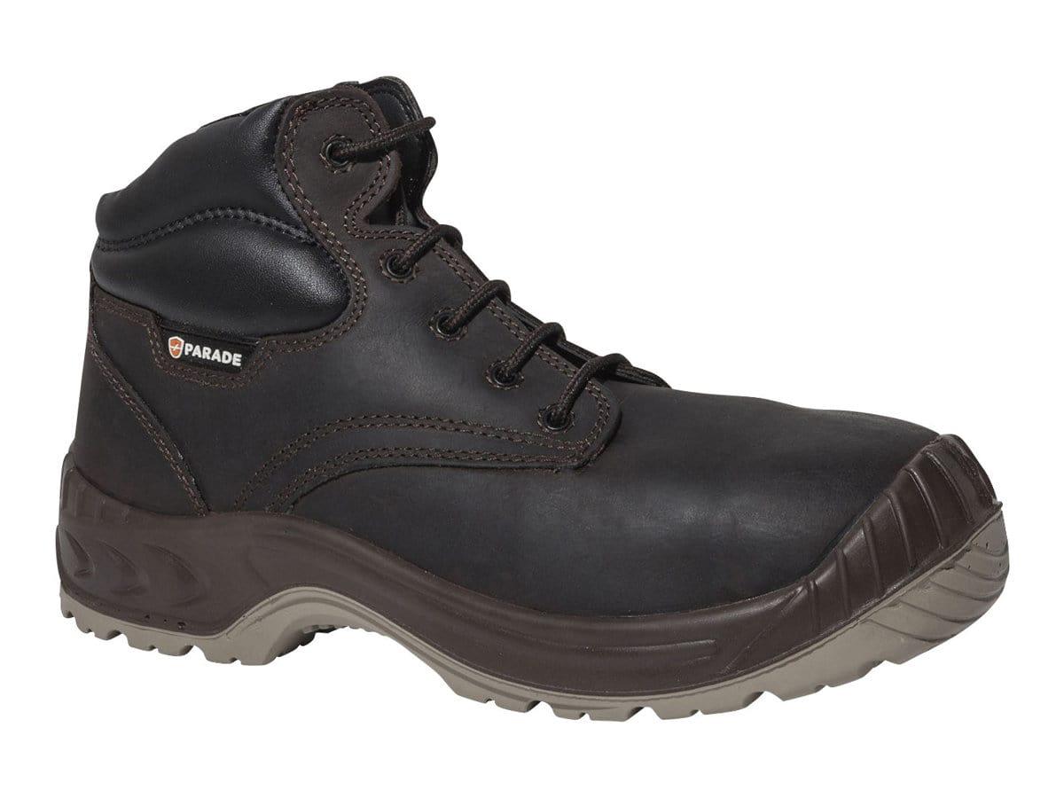 Chaussures de sécurité boots noir homme S3 NOUMEA 45