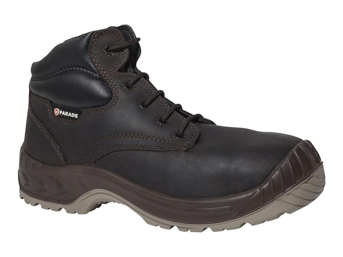 Chaussures de sécurité boots noir homme S3 NOUMEA 42