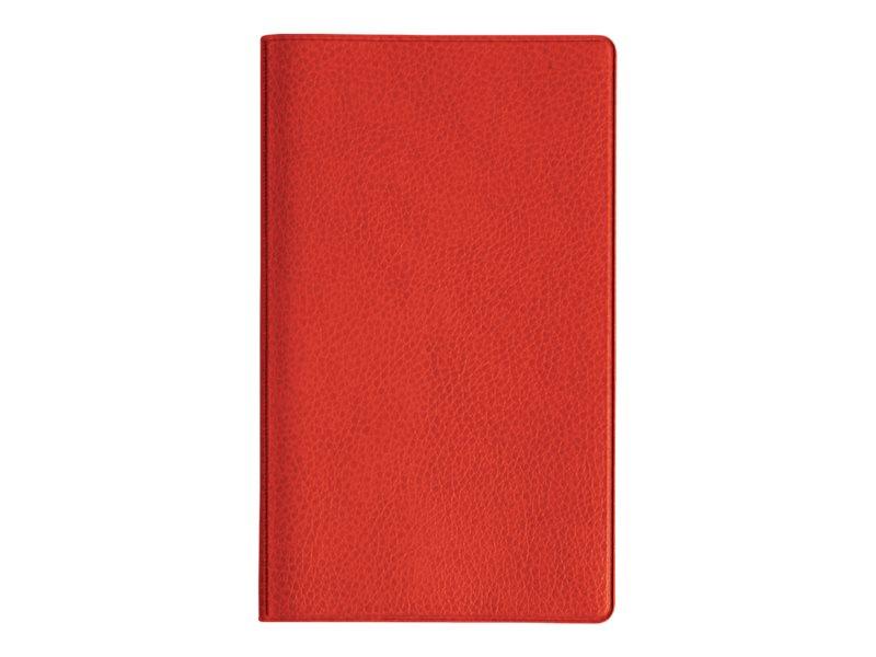 Cassandra Temporel 16S - Agenda de poche spiralé - 1 semaine sur 2 pages - 8,5 x 16 cm - disponible dans différentes couleurs - Exacompta