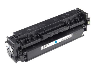 HP 410A - compatible UPrint H.410AC - cyan - cartouche laser
