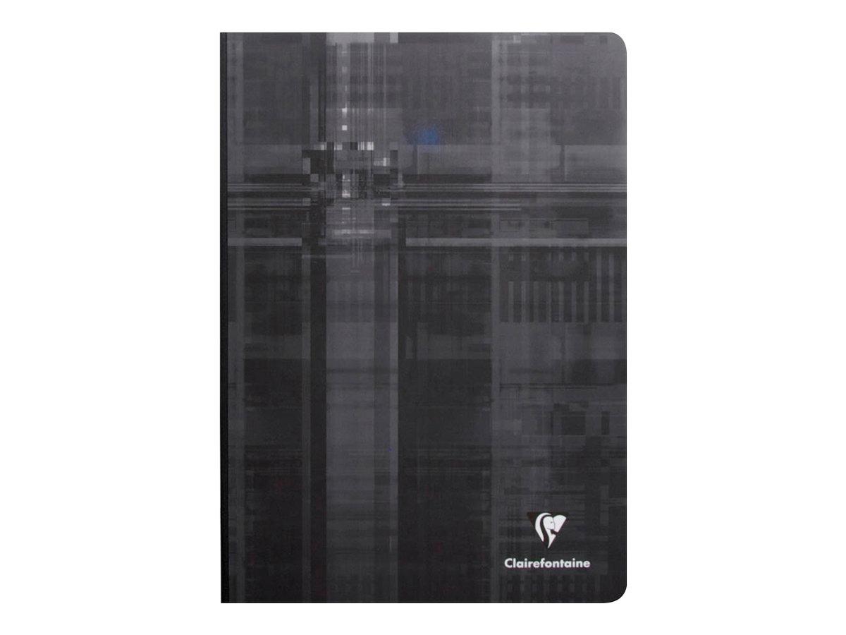 Clairefontaine - Cahier broché A4 (21x29,7 cm) - 192 pages - petits carreaux (5x5 mm) - disponible dans différentes couleurs