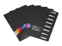 Oxford Organiser File  - Trieur 8 positions - noir