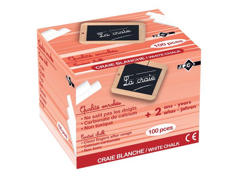 Wonday - 100 Craies blanches - enrobées