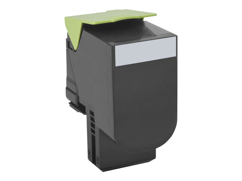 Lexmark 802H - noir - cartouche laser d'origine
