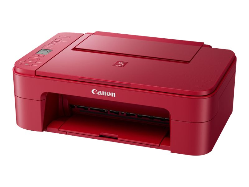 Canon PIXMA TS3352 - imprimante multifonctions jet d'encre couleur A4 - Wifi, USB - rouge