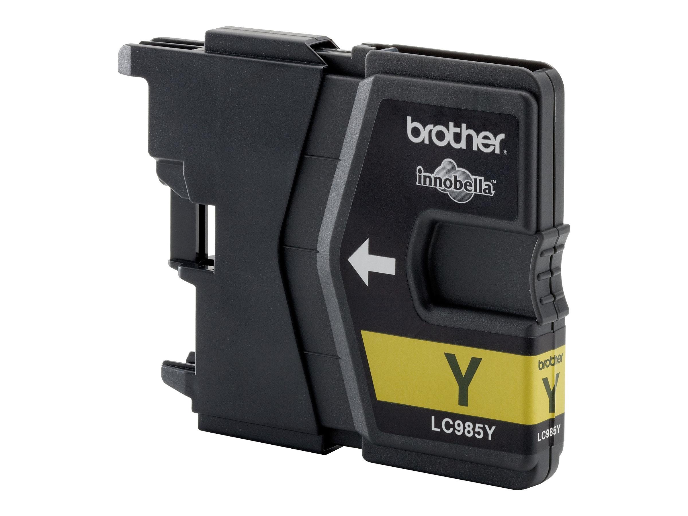 Brother LC985 - jaune - cartouche d'encre originale