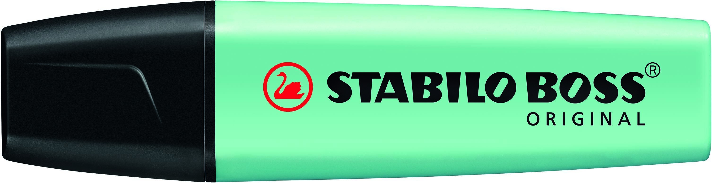 STABILO BOSS ORIGINAL - Surligneur - turquoise