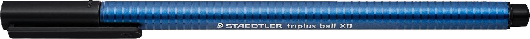 STAEDTLER triplus ball 437 - Stylo à bille - noir