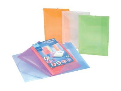 Viquel Propysoft - Chemise personnalisable à rabats - A4 - disponible dans différentes couleurs