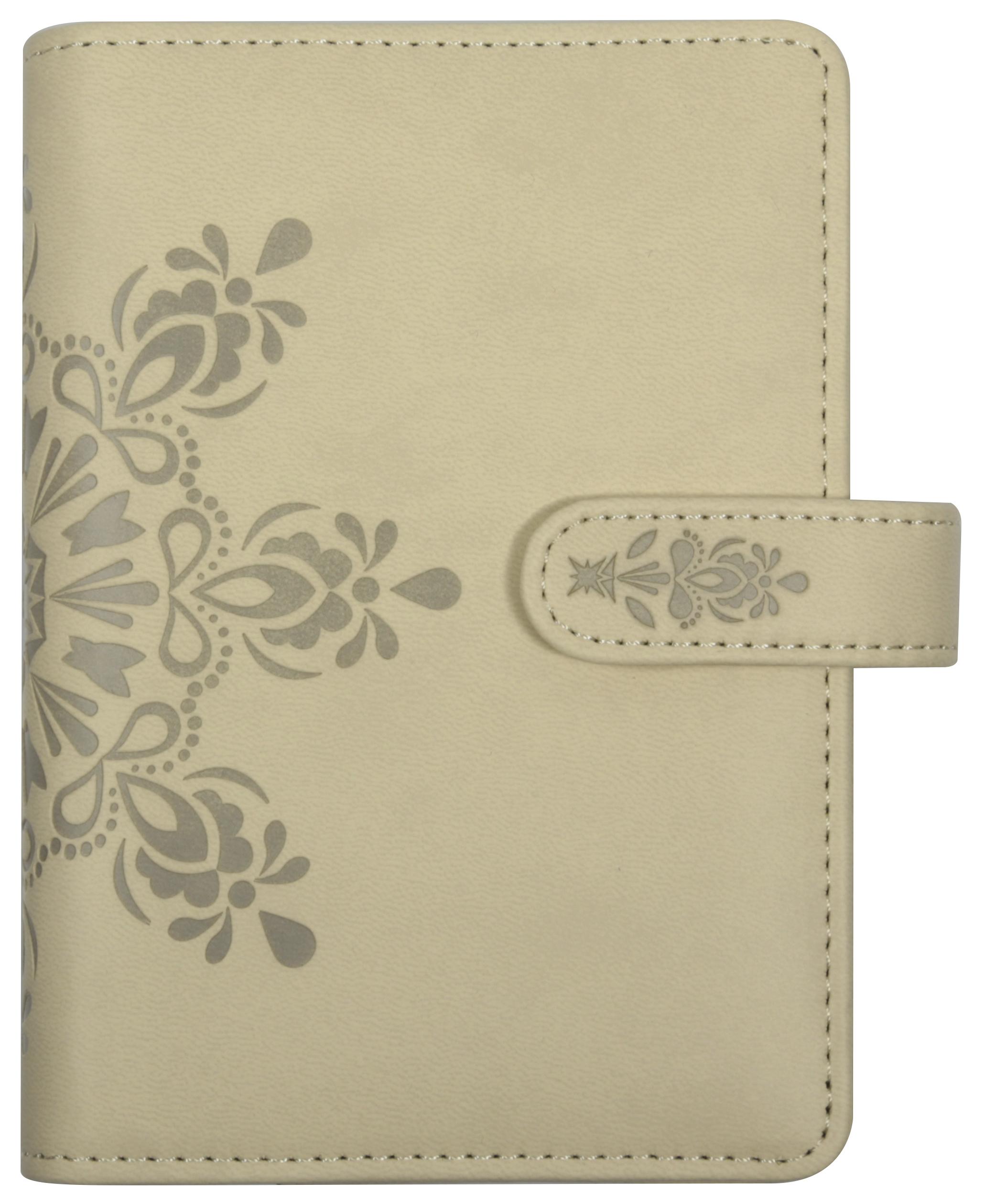 Cordoba - Organiseur 16 mois - 11 x 14,5 cm - ivoire - Exacompta