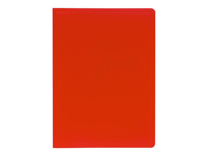 Exacompta - Porte vues - 120 vues - A4 - rouge