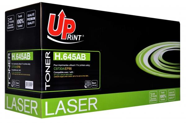 HP 645A, Canon EP-86 - remanufacturé UPrint H.645AB - noir - cartouche laser