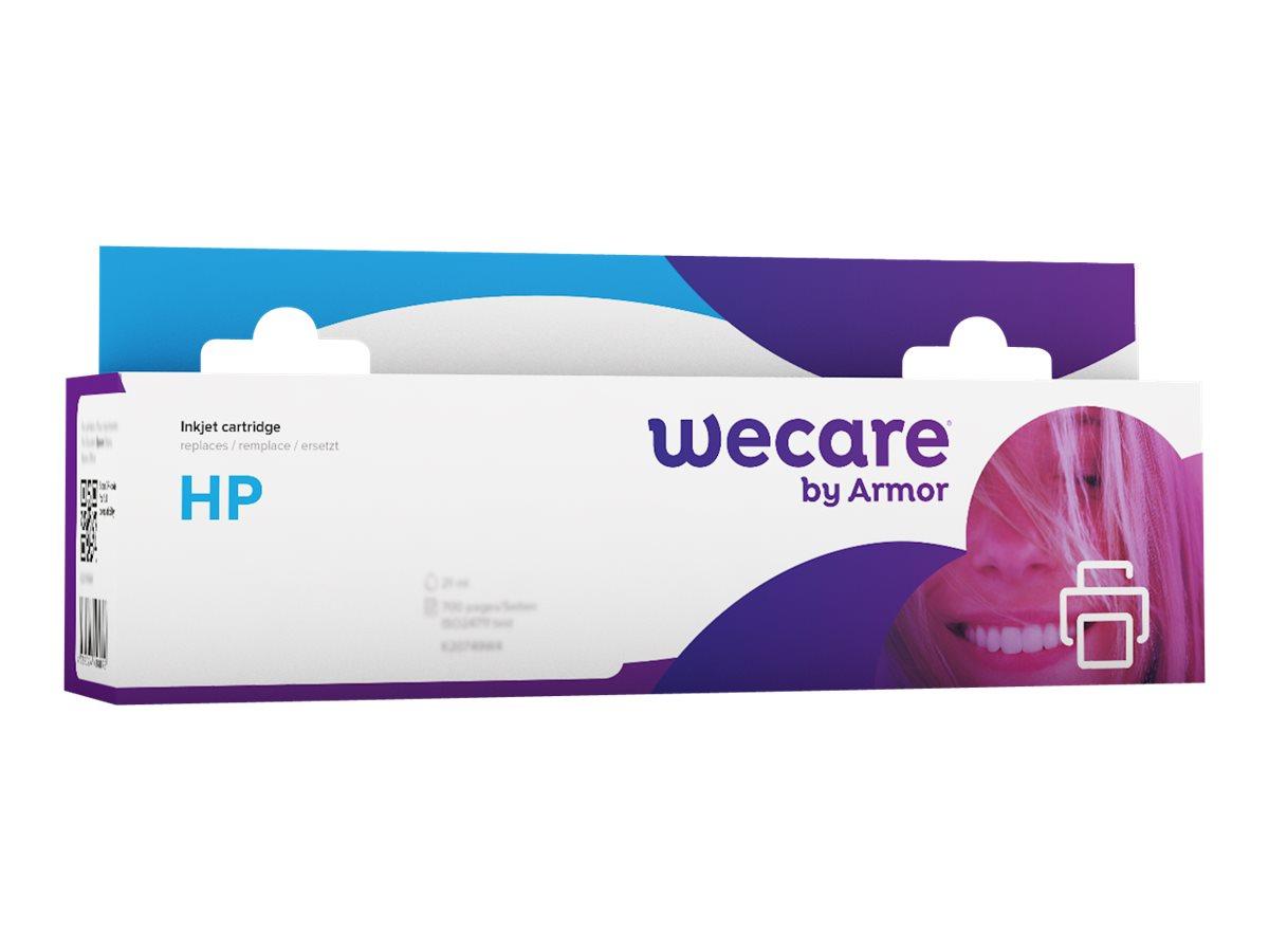 HP 980 - compatible Wecare K20588W4 - jaune - cartouche d'encre