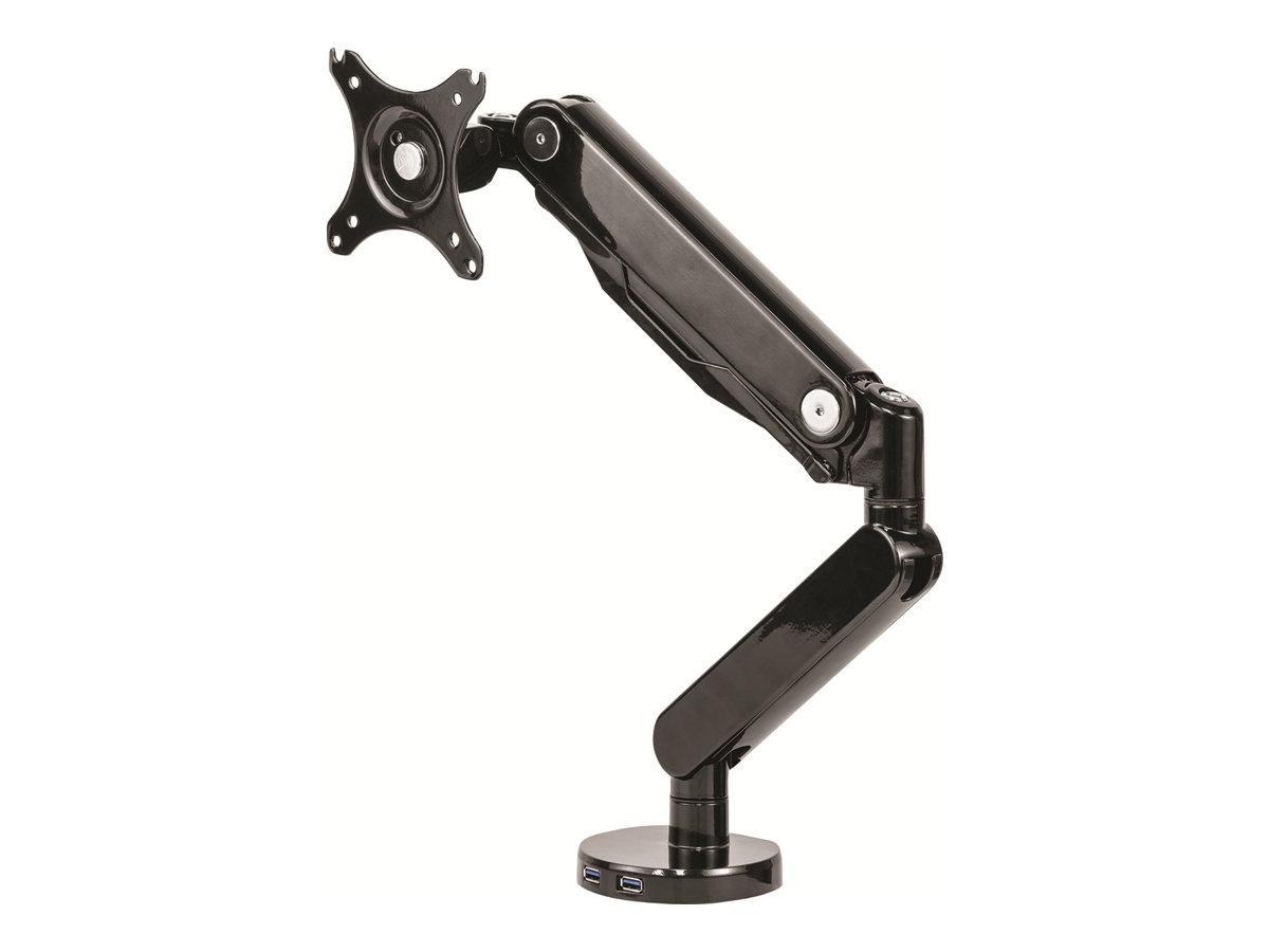 ERGONOMIE - Porte écran simple platinium Series™ - 1 bras réglable