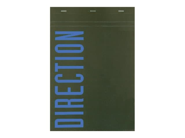 Rhodia - Pack de 5 Blocs notes Direction - A4 - 200 pages - petits carreaux