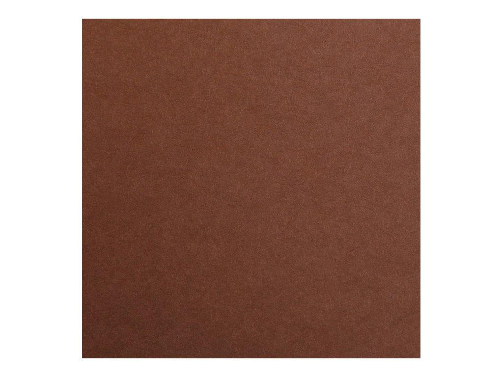 Clairefontaine Maya - Papier à dessin - 50 x 70 cm - 270 g/m² - marron foncé
