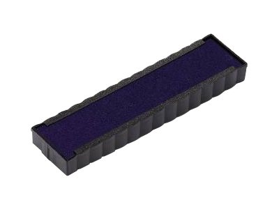 Trodat - 3 Encriers 6/4916 recharges pour tampon Printy 4916 - bleu