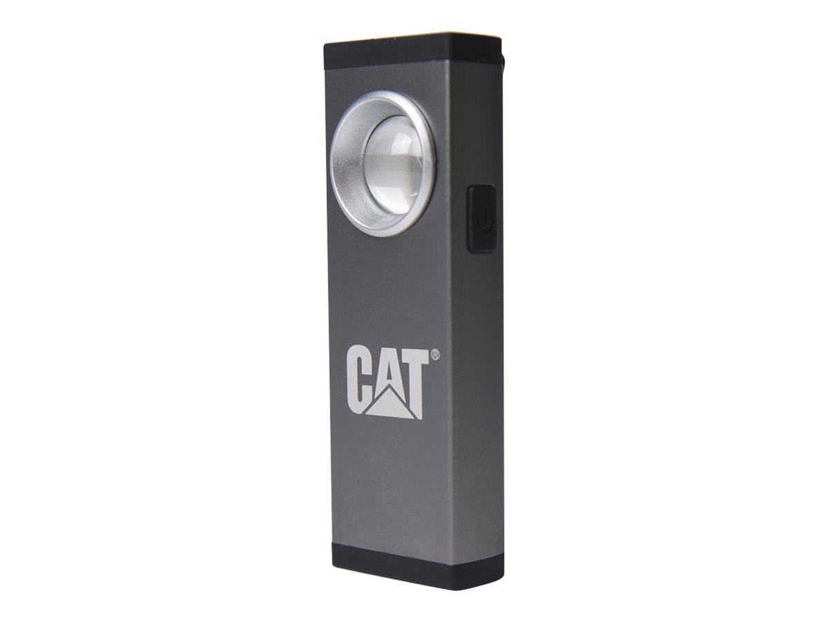 CAT - Lampe de poche ultra fine avec faisceau projecteur - LED