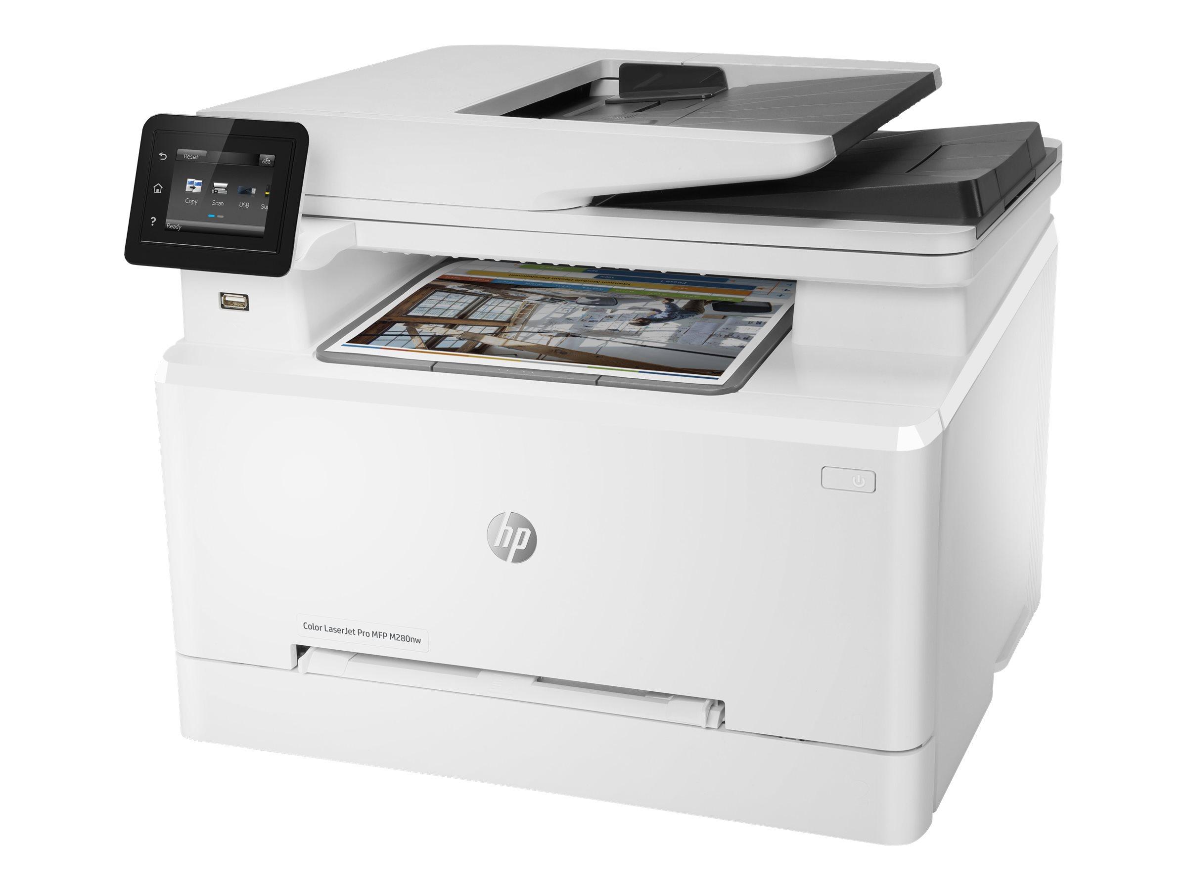 HP Color LaserJet Pro MFP M280nw - imprimante multifonctions - couleur - laser