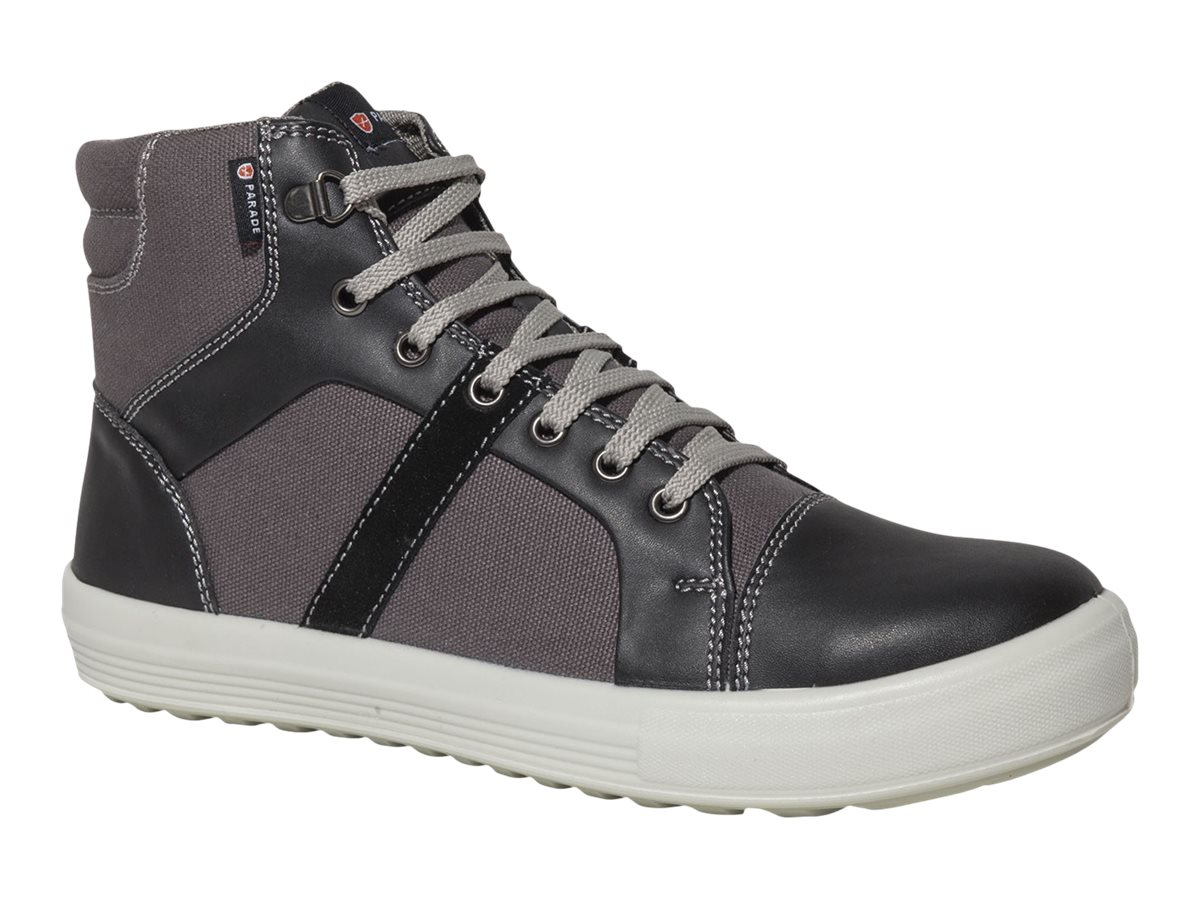 Chaussures de sécurité hautes grises H/F S1P VERCOR 45