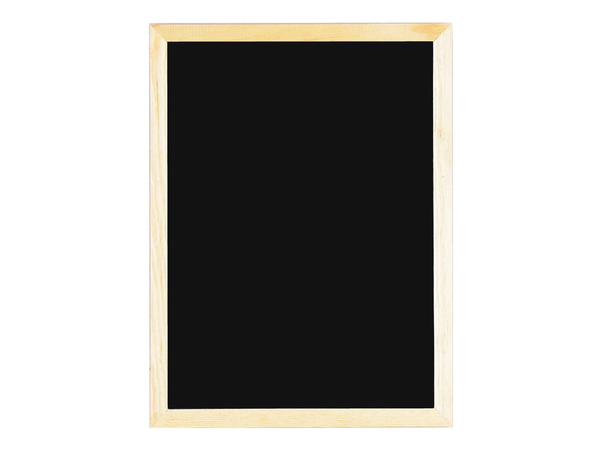 Bequet Evolution - Tableau noir ardoisine 60 x 80 cm