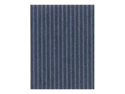 Maildor - Carton micro-ondulé - rouleau de 70 x 50 cm - 230 g/m² - bleu profond