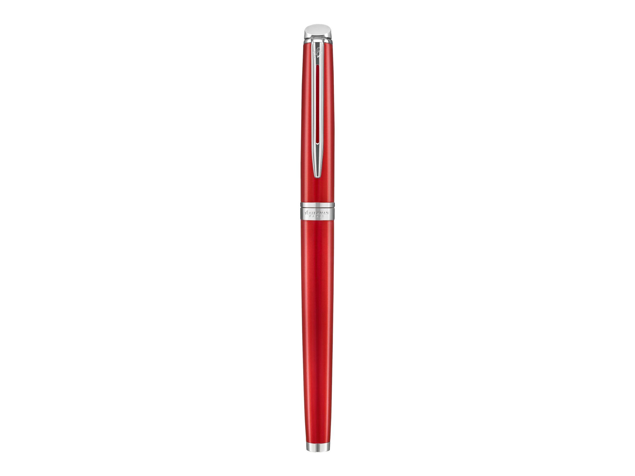 Waterman Hemisphere - Stylo plume rouge - pointe fine