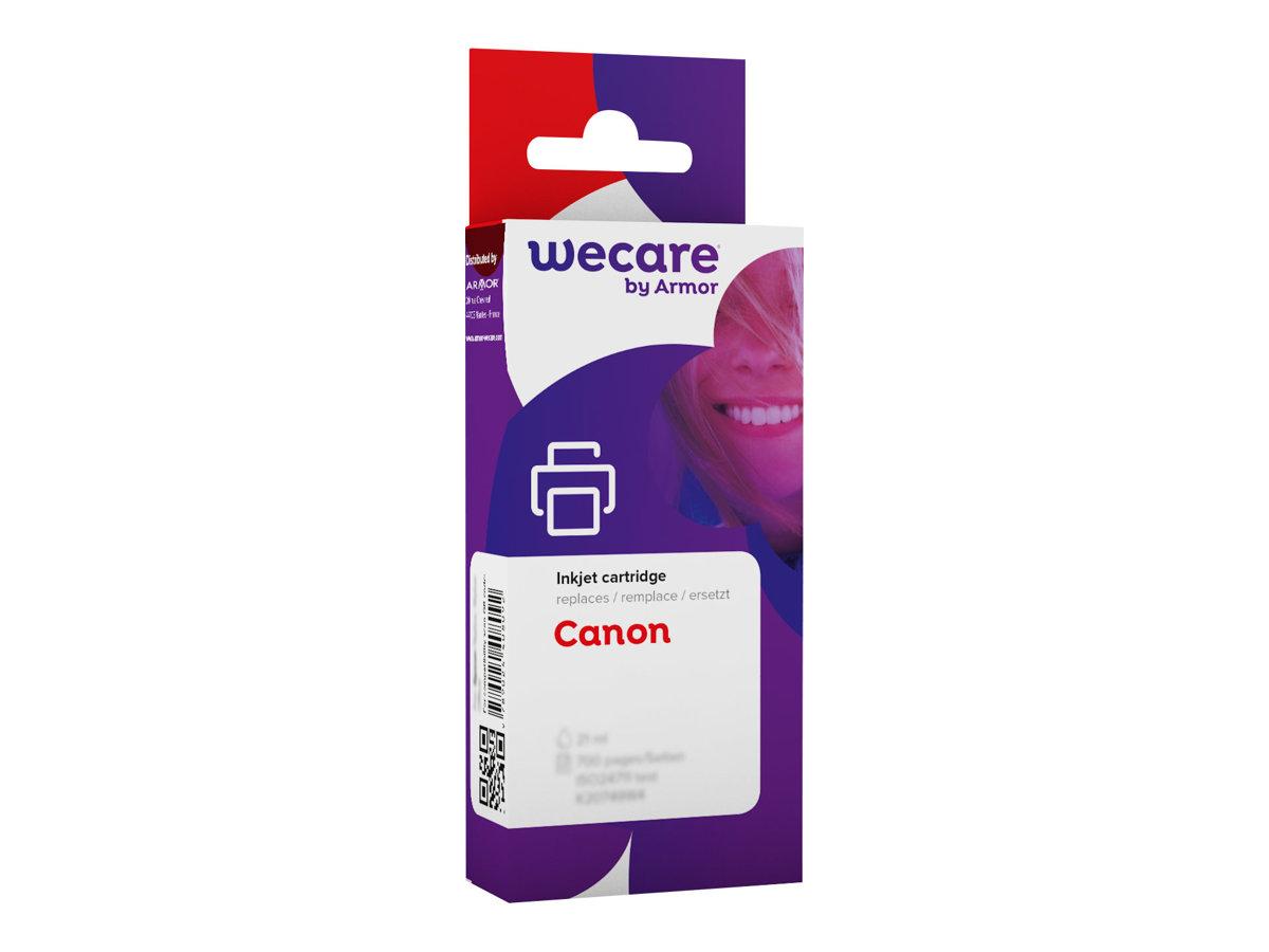 Canon BCI-3E/BCI-6 - compatible Wecare K12312W4 - magenta - cartouche d'encre