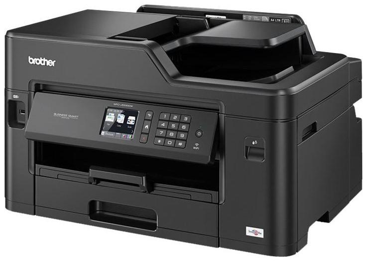 Brother MFC-J5330DW - imprimante multifonctions jet d'encre couleur A3 - Wifi, USB - recto-verso