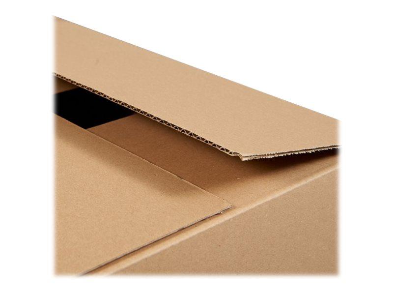 Antalis - Carton déménagement - 60 cm x 40 cm x 40 cm - simple cannelure