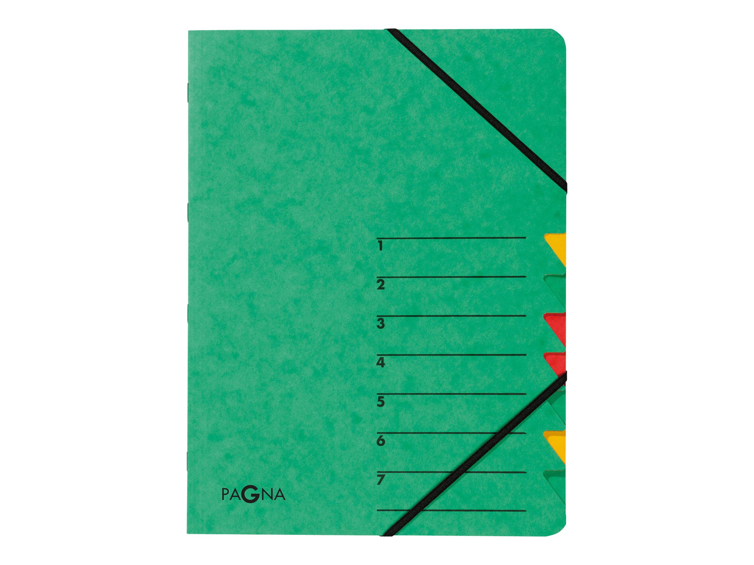 Pagna Easy - Trieur à fenêtres 7 positions - vert